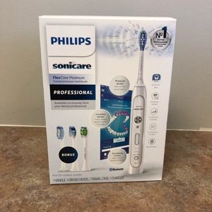 Brand new Sonicare toothbrush!